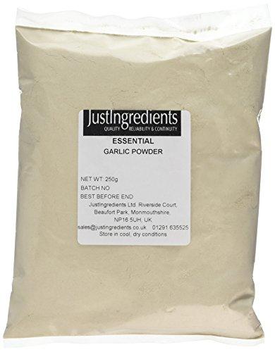 JustIngredients Essentials Garlic Powder 250 g