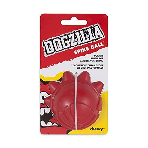 Dogzilla Spike Ball Jouet pour Chien