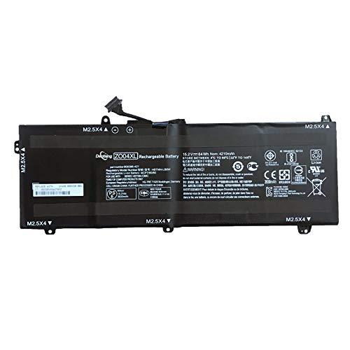 Dentsing 15.2V 64Wh/4210mAh ZO04XL HSTNN-LB6W Laptop Battery Compatible with HP ZBook Studio G3 G4 Mobile Workstation HSN-C02C Series ZO04 808396-421 808450-001 HSTNN-CS8C HSTNN-C88C 808396-42