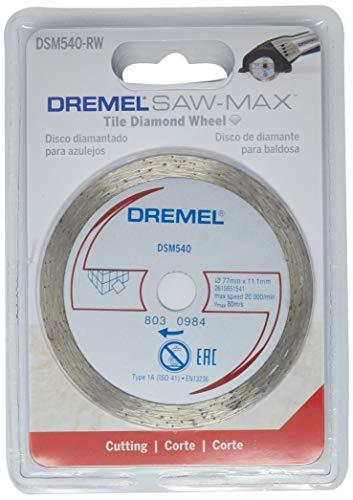 Dremel Disco Saw-Max SM540 Azulejo, Cinza
