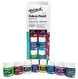 Pintura textil y textil de calidad profesional. Luz y...