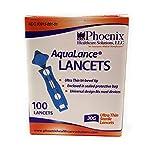 Aqualance 30G Lancets - 100