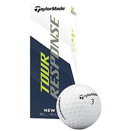 TaylorMade Tour Response Golf Balls 3 Ball Pack