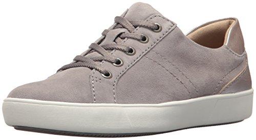Naturalizer Women's Morrison Sneaker, Grey, 9 Narrow