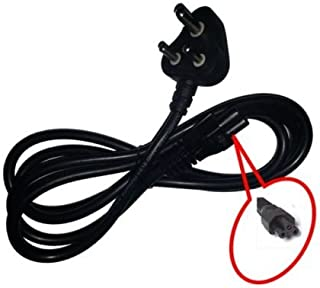 SellZone 3 PIN Power Cord Cable for HP COMPAQ Laptop Adapter Charger