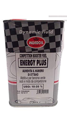 Wladoil Latta additivo Benzina Energy Plus ottani Auto Moto storiche Competizione Booster Fuel