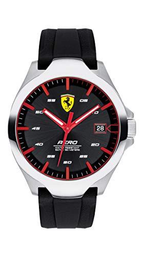 Scuderia Ferrari Analog Black Dial Men's Watch-0830506