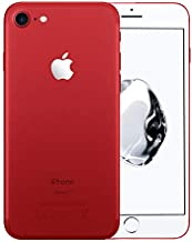Apple iPhone 7, 128GB, Red - For AT&T / T-Mobile (Renewed)