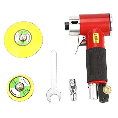 BINGFANG-W Discs Air Winkelschleifer, pneumatische Luft Winkelschleifer Schleifer Polierer Handpolierwerkzeug (M6-15000rpm) Abrasive