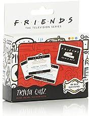 Paladone Friends TV-show Trivia Quiz spel med 100 frågor
