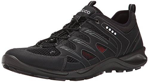 ECCO Herren Terracruise Outdoor Fitnessschuhe, Schwarz (Black/Black 51707), 40 EU