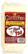 One 22 oz Bob's Red Mill Gluten Free All Purpose Baking Flour