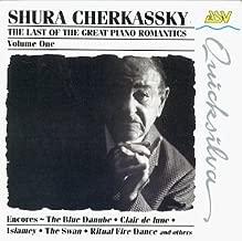 Last of the Great Piano Romantics 1 by Shura Cherkassky