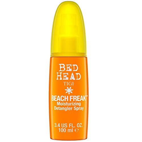 TIGI Bed Head Beach Freak Detangler, Spray Idratante e Districante