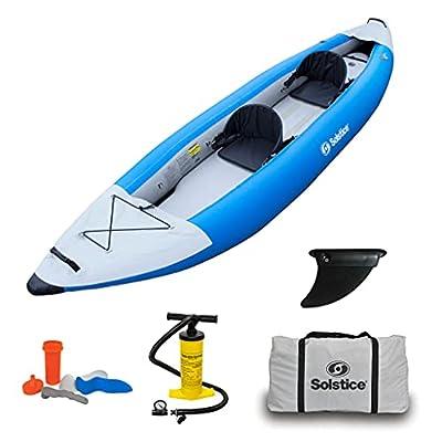 29625 Solstice by Swimline Flare Kayak, Double by Swimline