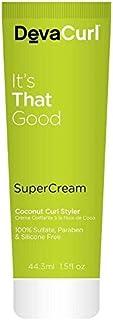 DevaCurl SuoerCream Coconut Curl Styler 1.5 oz