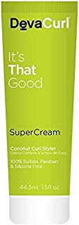 DevaCurl SuperCream Coconut Curl Styler 1.5 ounce