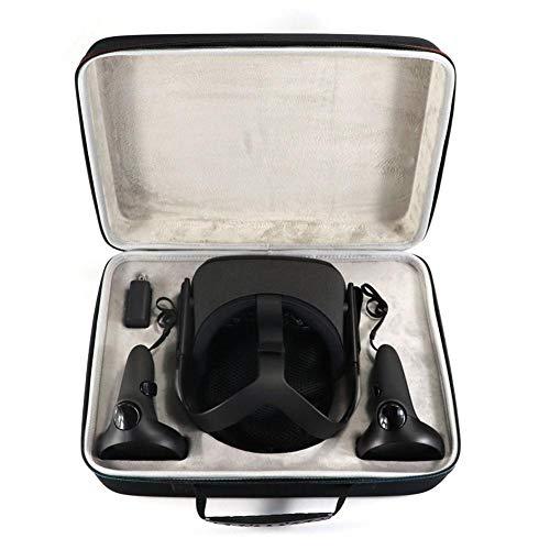 Sunneey tas voor Oculus Quest hoes etui 3D VR Virtual Reality headset voor Oculus Quest Wireless Controller Bluetooth Gaming Gamepad afstandsbediening Eva hard reizen dragen geval case