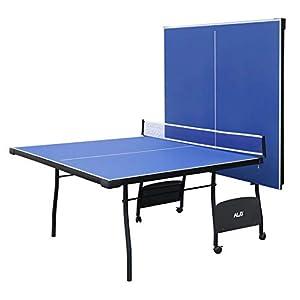 Mesa de tenis de ping pong, tamaño completo, profesional de Donnay ...