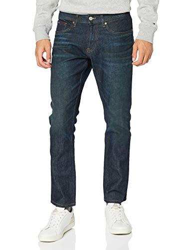 Tommy Jeans Herren SCANTON SLIM CLONYR Hose, Blau (Clint One Year Comfort), W32/L30