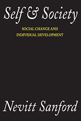 Self and Society: Social Change and Individual Development (English Edition)