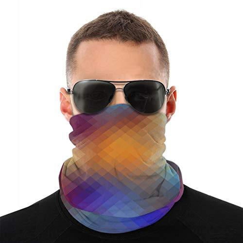 Geometrisches abstraktes Muster Sturmhaube Sport Bergsteigen Ski Outdoor Winddichte Radsport Gesichtsmaske Masken & Schilde