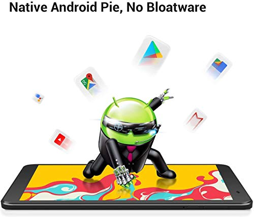 VANKYO MatrixPad S7 7 inch Tablet, Android 9.0 Pie, 2GB RAM, 32GB Storage, 5MP Rear Camera, Quad-Core, IPS HD Display, Bluetooth 4.2, FM, GPS, OTG, Wi-Fi Only, Black 5
