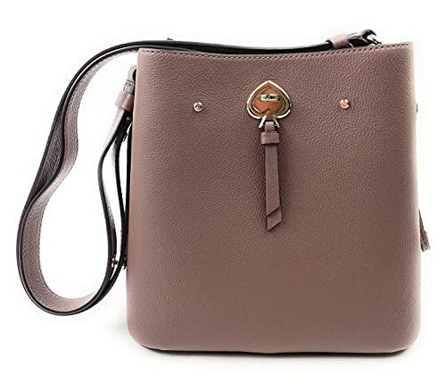Kate Spade New York Marti Small Convertible Drawstring Bucket Bag (DuskCitysc)