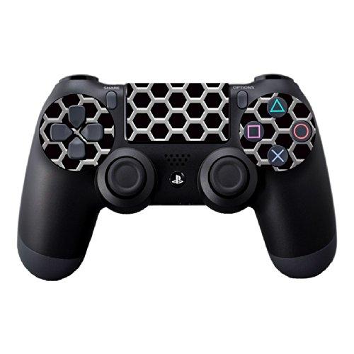 'Disagu Design Skin para Sony PS4Controller–Diseño Panal Rejilla imitación