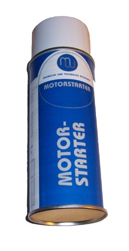 MW Motorstartspray Startpilot Kalt Start Spray Starthilfespray 400ml