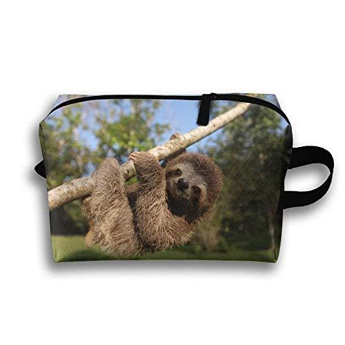 Cute Sloth Climb Tree Elegant Womens Bandana Headwear Headband