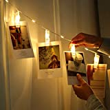 JMTGNSEP 40led 20clips Upgraded Picture Clip Lights, Beautiful Gifts and Memories, DIY...