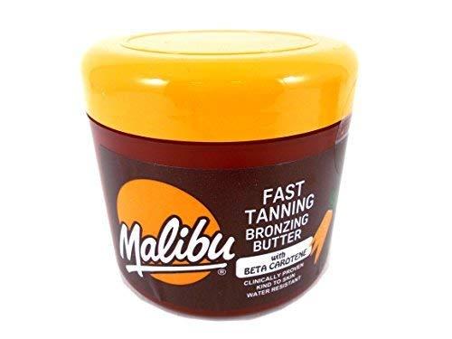 Malibu Fast Tanning Brozing Butter with Beta Carotene 300ml