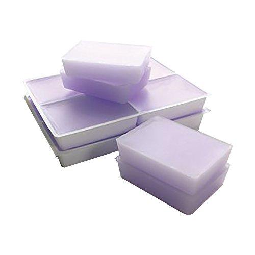 Performa Paraffin Wax Refill, 1 Pound Lavender Scented Blocks, Case of 6, Paraffin Bath Wax, Medical Grade Paraffin Wax for Paraffin Bath, Wax Refill for Wax Bath, Good for Hands, Feet and Arthritis