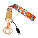 Handgelenk-Schlüsselband für Schlüssel, stabile Handschlaufe Schlüsselanhänger für Geldbörsen, Handys, Kameras, USB (WK20)