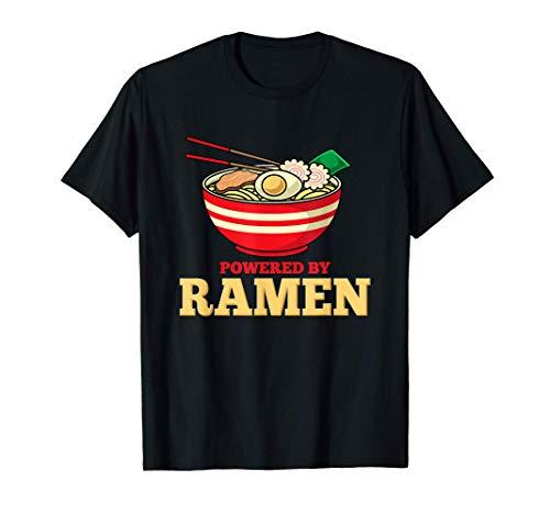 Desarrollado por Ramen Japanese Anime Noodles Camiseta