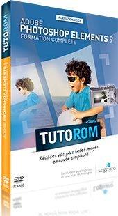 Formation Adobe Photoshop Elements 9 (Tutoriel sur DVD par Jean Pierre Maffre)