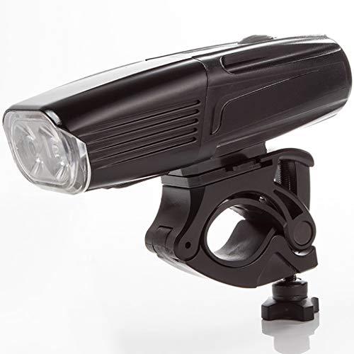 FAPROL Luz De Bici Bicicleta De Montaña Linterna LED Carga USB 5200...