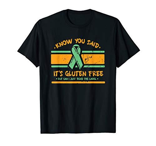 Celiac Awareness: It's Gluten Free T-Shirt