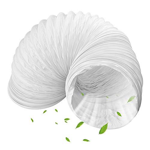 Inntek Abluftschlauch PVC Ø 150 mm, 3 m für Klimaanlagen, Wäschetrockner, Abzugshaube