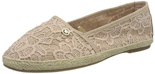 TOM TAILOR Damen 6992013 Espadrilles, Pink (Old Rose 01689), 39 EU
