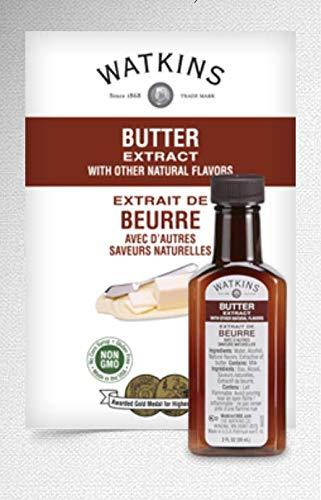 Watkins Butter Extract 2oz