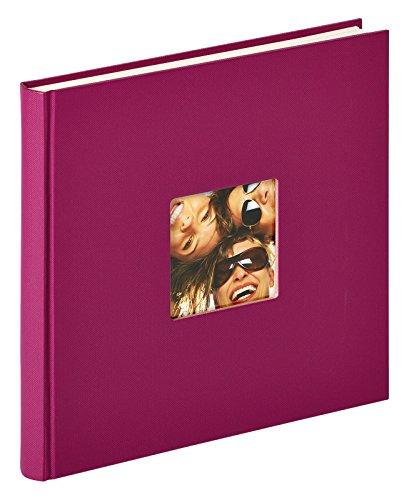 walther design FA-205-Y Designalbum Fun, violett, 26 x 25 cm