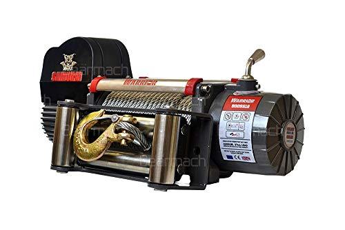 Warrior – Treuil Samurai 8000 12 V en acier # 800SS12
