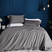 JELLYMONI Cotton Duvet Cover Set Twin/Queen/King Size, Luxury Soft Bedding Set.(Duvet Cover and Pillow Cases)(No Comforter)