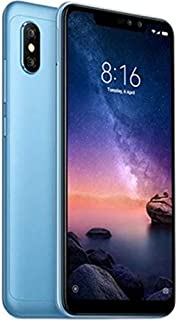 Xiaomi Redmi Note 6 Pro 64Gb Mavi (İthalatçı Firma Garantili)