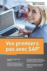 Vos premiers pas avec SAP par Martin Munzel
