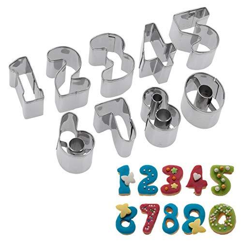 Westmark 35382280 Set d' emporte Chiffres 0-9\