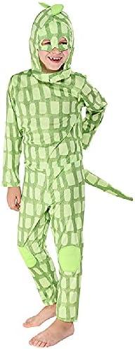 Lizard costume boy _image3