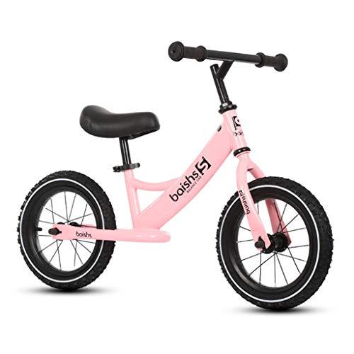 Vélo Bébé Draisienne,Vélo d'équilibre, Draisienne, No Pédale enfant Stride vélo, cadre en...